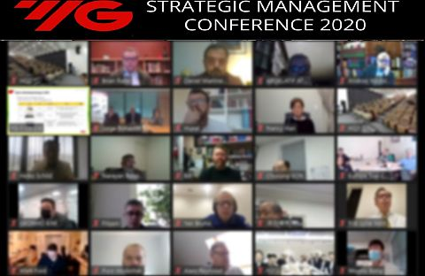 YG-1 STRATEGIC MANAGEMENT CONFERENCE 2020